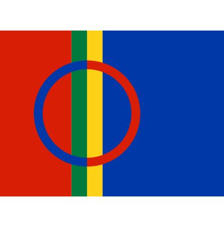 Same 24cm Bordsflagga