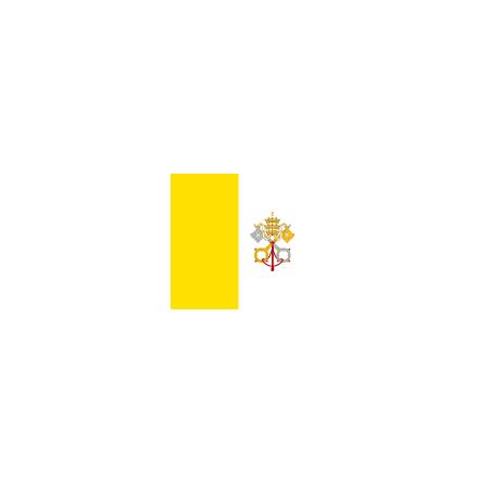 Vatikanstaten 300 cm