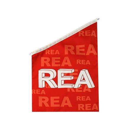Rea Fasadflagga 60x40 cm tyg