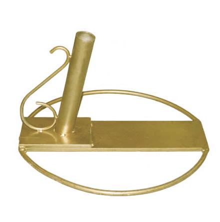Fanställ guldlack 1fana 40mm