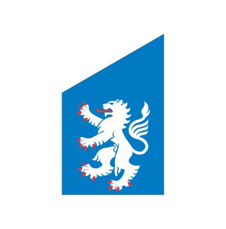 Halland fasadflagga 80 cm