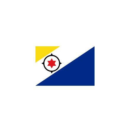 Bonaire 24 cm Bordsflagga