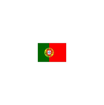 Portugal 24cm Bordsflagga