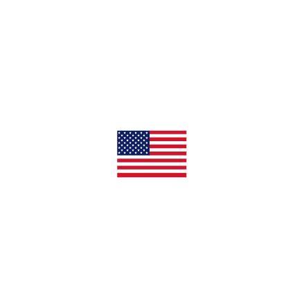 USA 8cm Bordsflagga